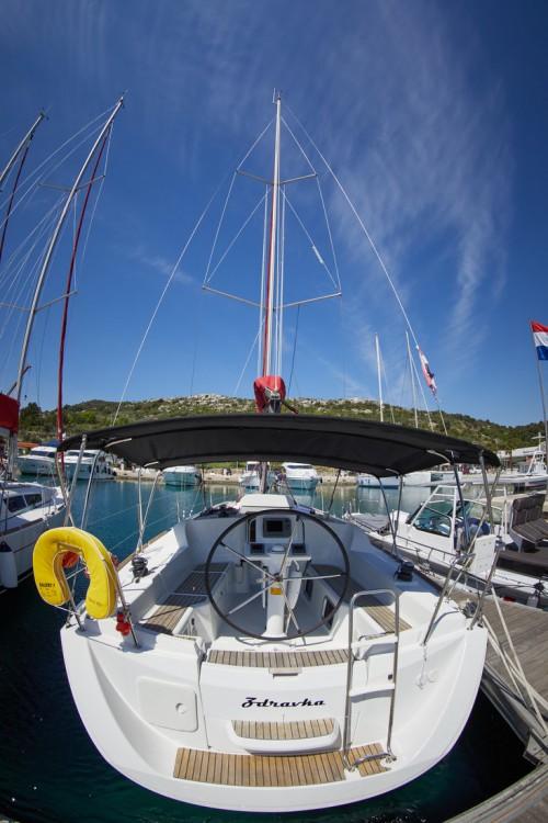Boat rental Primošten cheap Sun Odyssey 33i