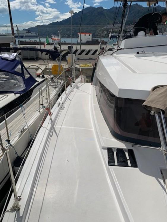 Rental Catamaran in Campania - Catana Bali 4.0 - 4 cab.