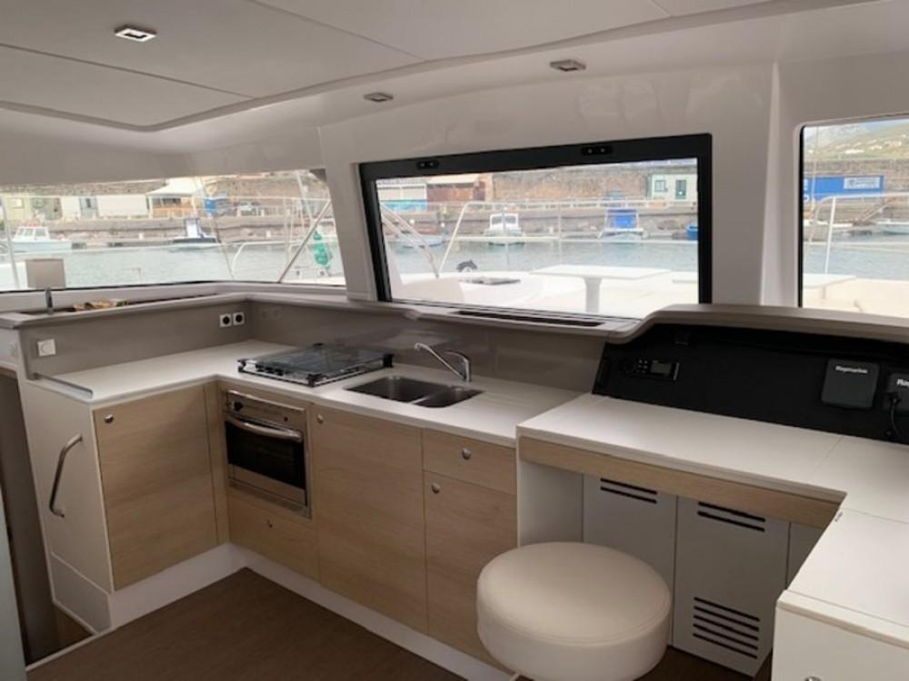 Catamaran for rent Campania at the best price