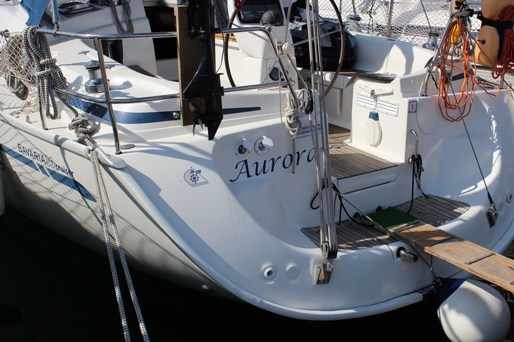 Rent a Bavaria Cruiser 39 Vrsar