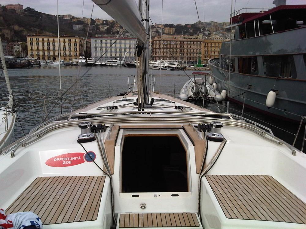 Rental Sailboat in Campania - Jeanneau Jeanneau 53