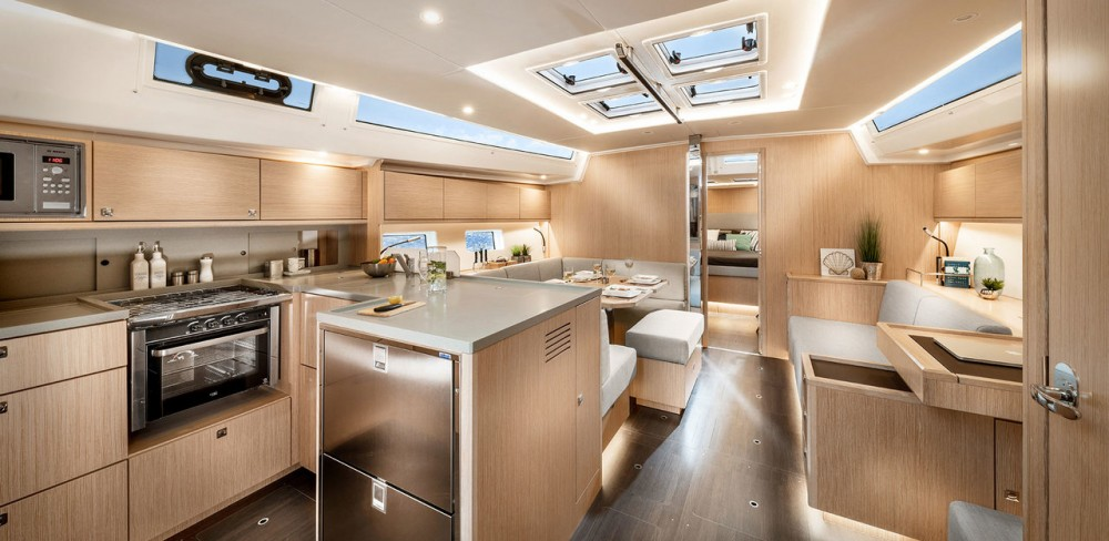 Rental yacht  - Bavaria Bavaria C50 Style - 5 cab. on SamBoat