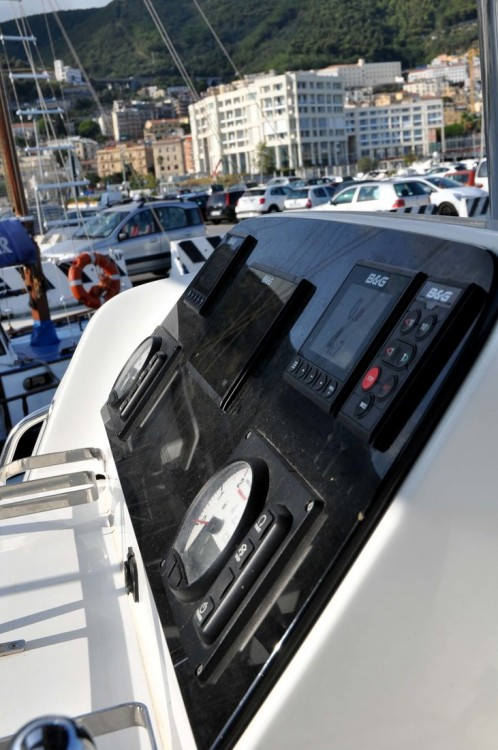 Boat rental Campania cheap Lagoon 42 - 4 cab.