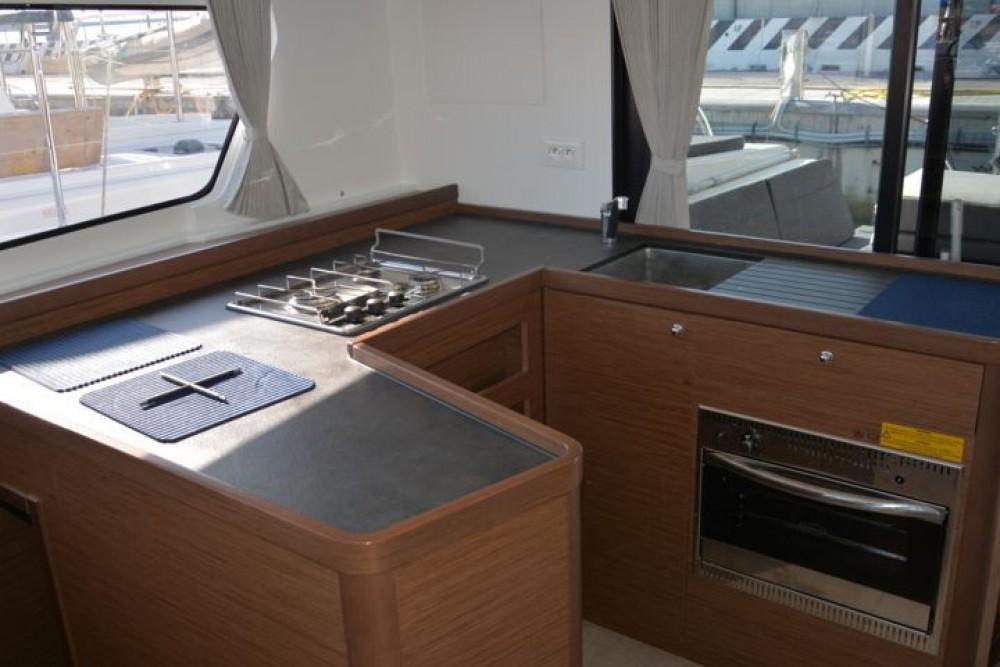 Rental Catamaran in Campania - Lagoon Lagoon 42 - 4 cab.