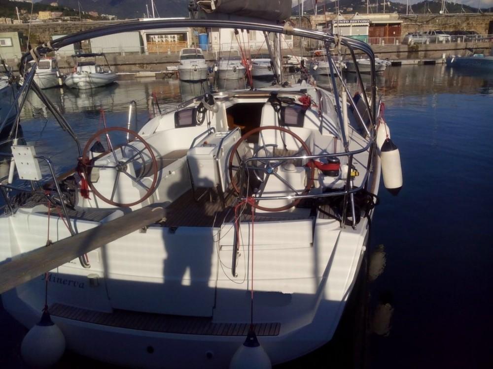 Rental Sailboat in Campania - Jeanneau Sun Odyssey 379