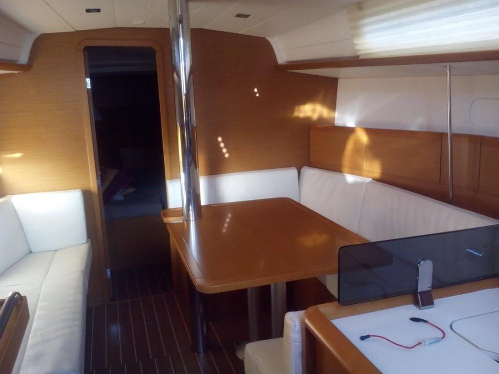 Boat rental Campania cheap Sun Odyssey 379