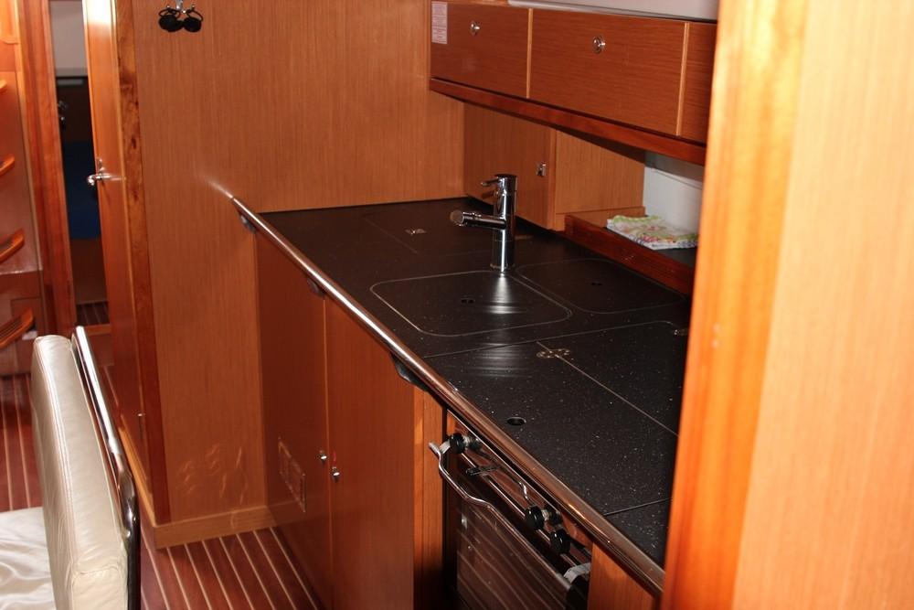 Rental Sailboat in Vrsar - Bavaria R40