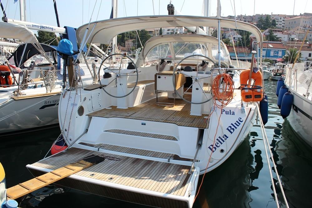 Rental Sailboat in Vrsar - Bavaria Cruiser 45