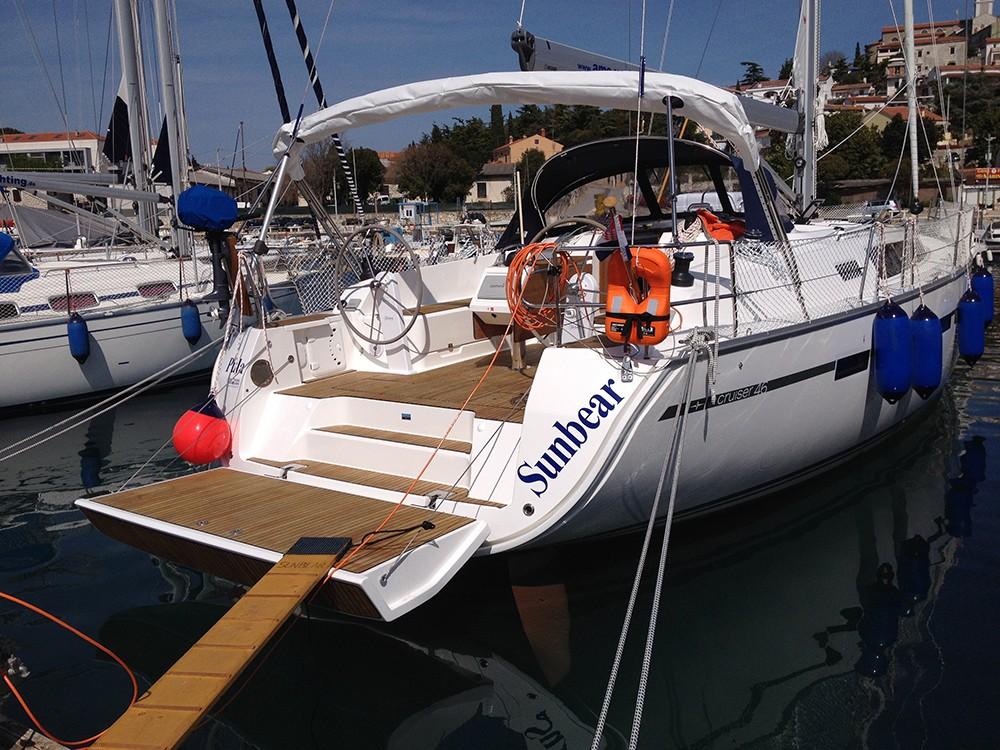 Rental Sailboat in Vrsar - Bavaria Cruiser 46