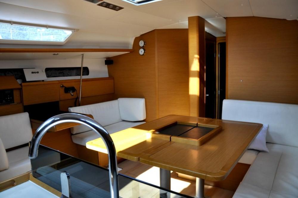 Rent a Jeanneau Sun Odyssey 439 Campania