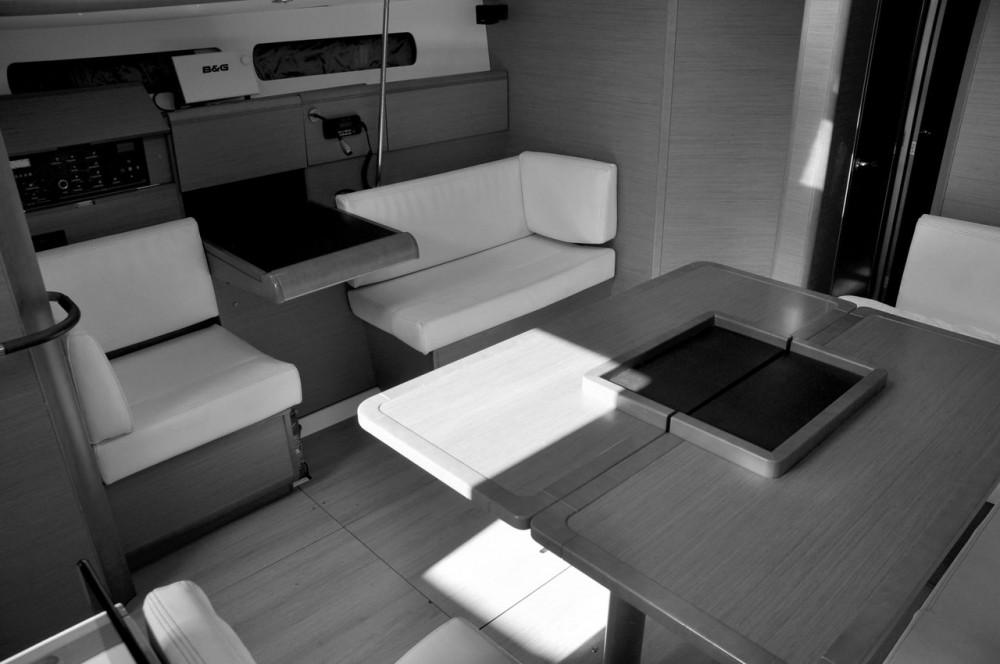 Boat rental Campania cheap Sun Odyssey 439