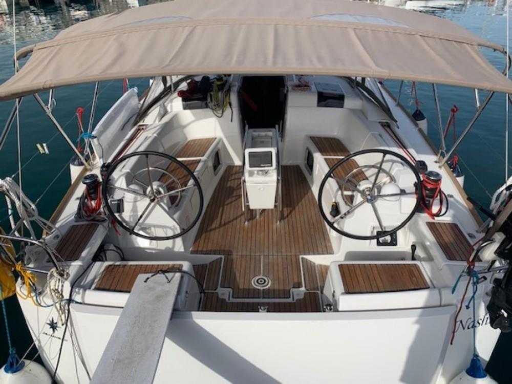 Rental Sailboat in Campania - Jeanneau Sun Odyssey 449