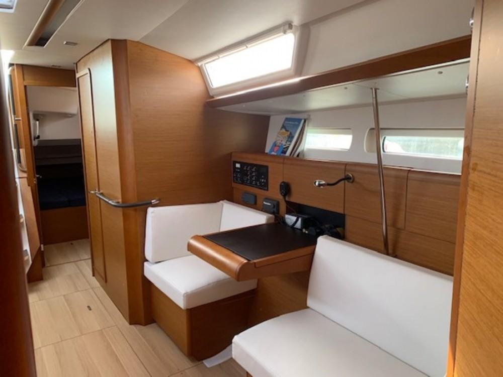 Rent a Jeanneau Sun Odyssey 449 Campania