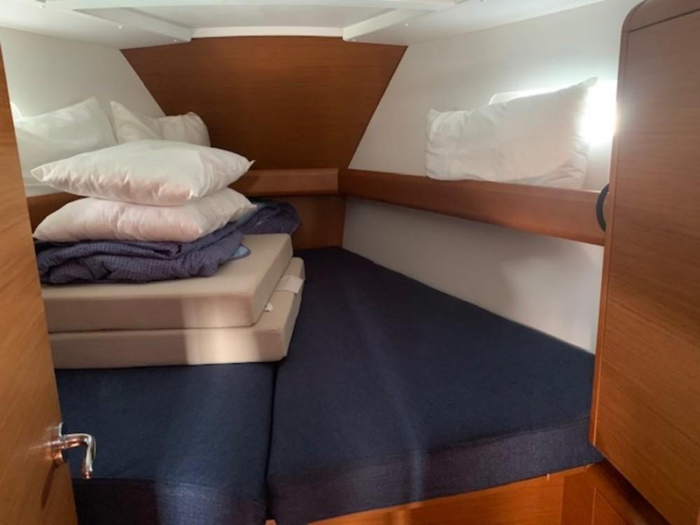 Boat rental Jeanneau Sun Odyssey 449 in Campania on Samboat