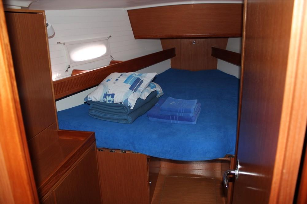 Bavaria Cruiser 51 between personal and professional Vrsar
