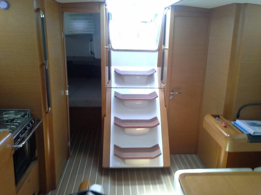 Rent a Jeanneau Sun Odyssey 469 Campania