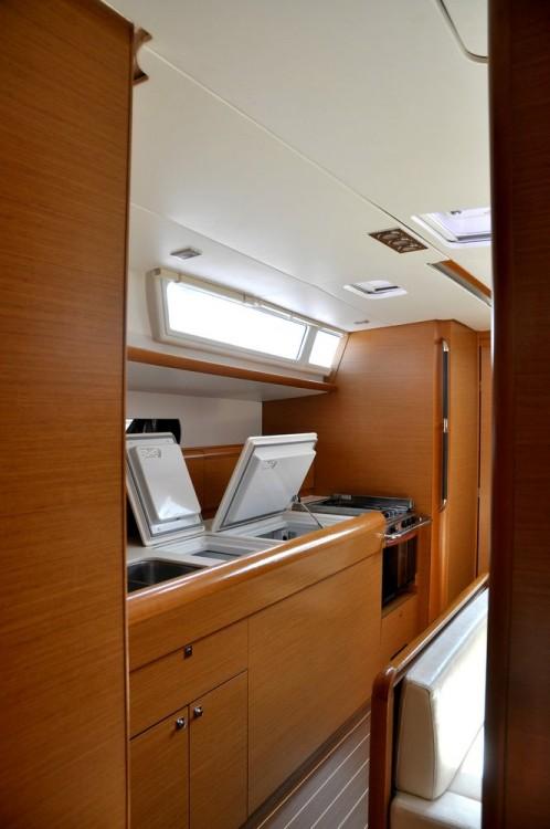 Boat rental Jeanneau Sun Odyssey 469 in Campania on Samboat