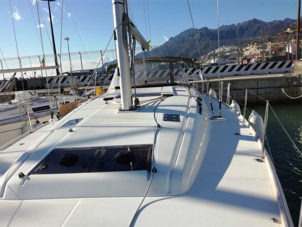 Boat rental Jeanneau Sun Odyssey 519 in Campania on Samboat