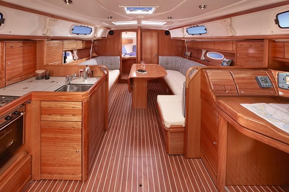 Rental Sailboat in Campania - Bavaria Cruiser 37