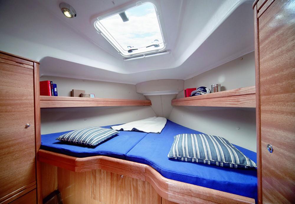 Boat rental Campania cheap Cruiser 39