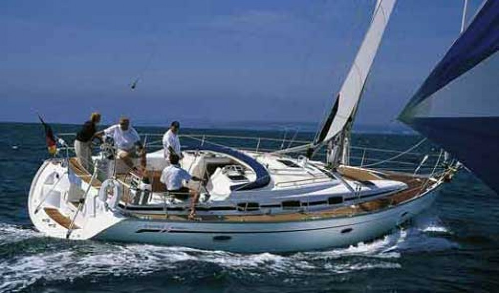 Rental Sailboat in Follonica - Bavaria Cruiser 42