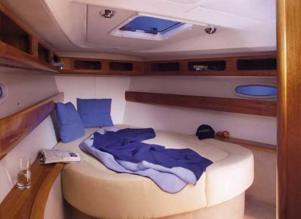 Rent a Bavaria Cruiser 42 Follonica
