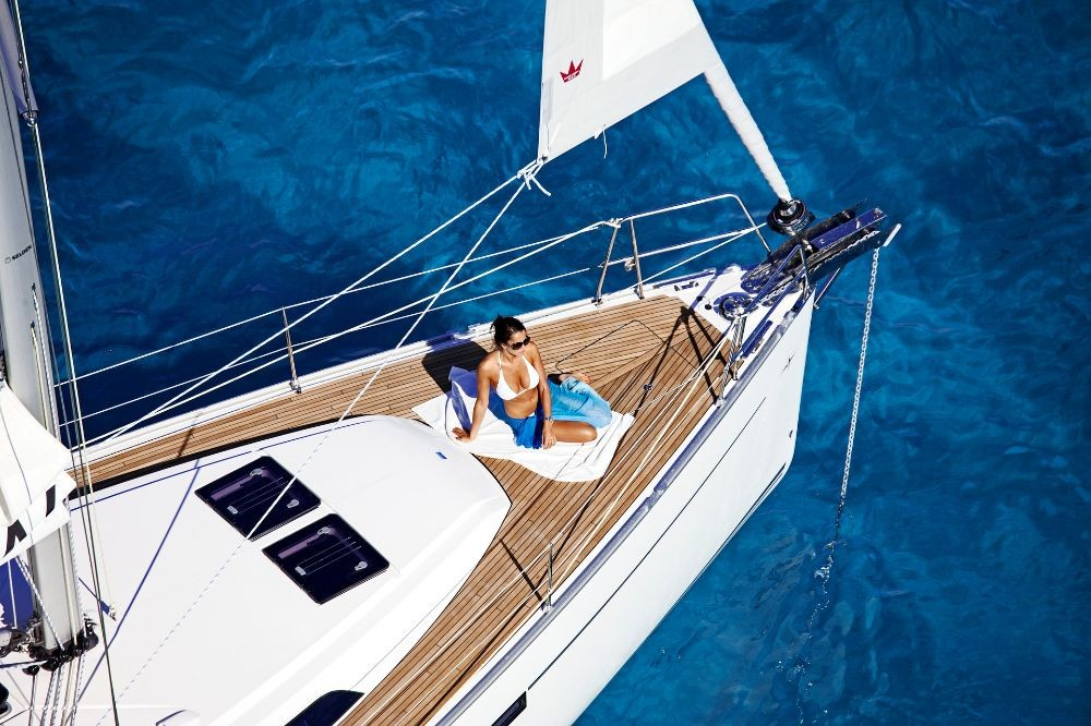 Boat rental Campania cheap Cruiser 46