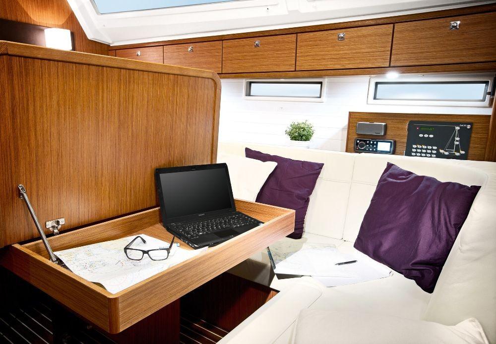 Rent a Bavaria Cruiser 46 Follonica