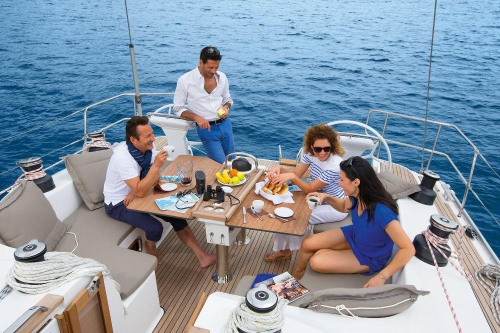 Bavaria Cruiser 51 between personal and professional Furnari