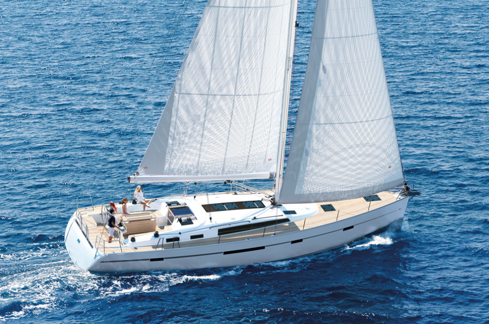 Rental Sailboat in Campania - Bavaria Cruiser 56