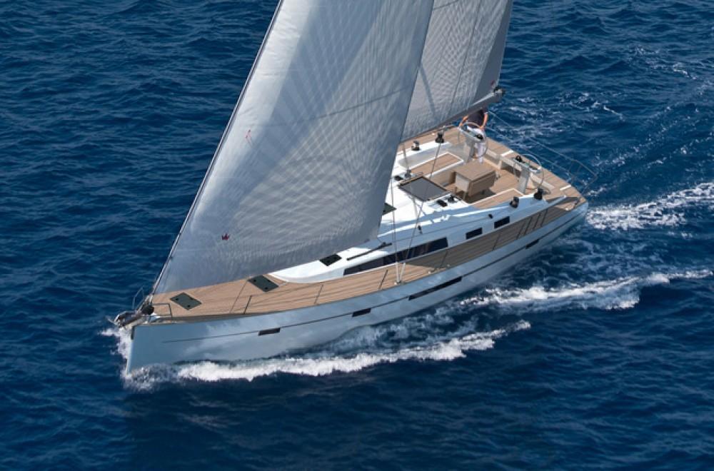 Rental Sailboat in Palermo - Bavaria Cruiser 56