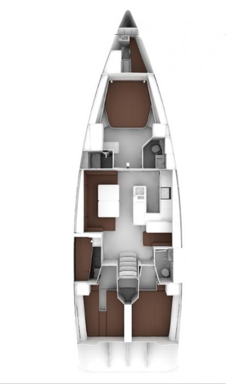 Boat rental Palermo cheap Cruiser 56