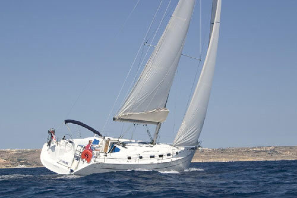 Rental Sailboat in Campania - Bénéteau Cyclades 43.3