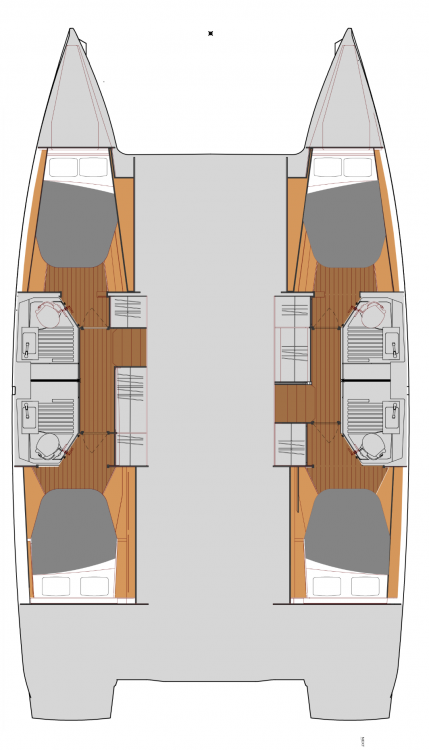 Fountaine Pajot Fountaine Pajot Astrea 42 between personal and professional