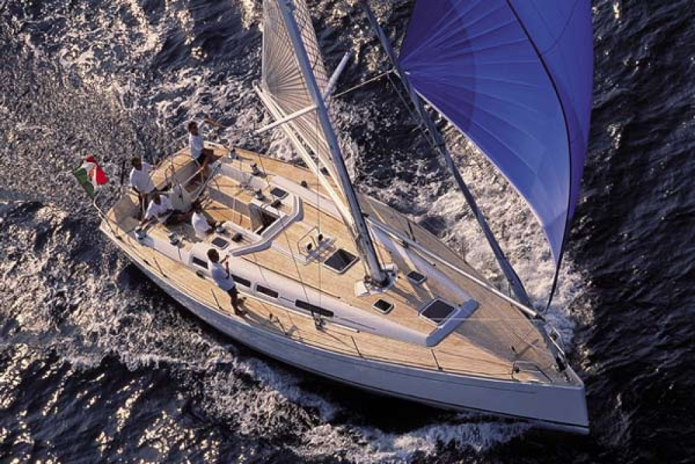 Hire Sailboat with or without skipper Cantiere Del Pardo Palermo