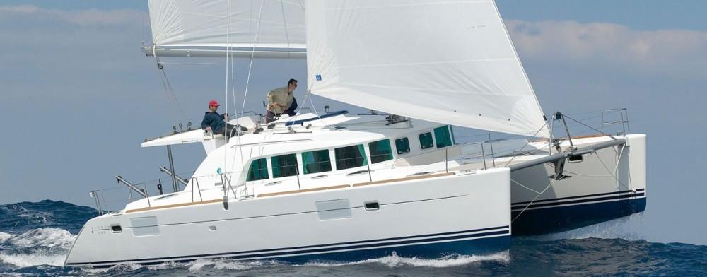 Rental Catamaran in Furnari - Lagoon Lagoon 440