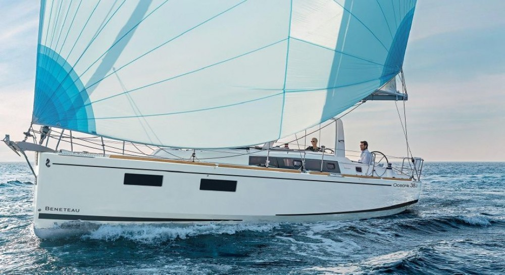Hire Sailboat with or without skipper Bénéteau Cannigione