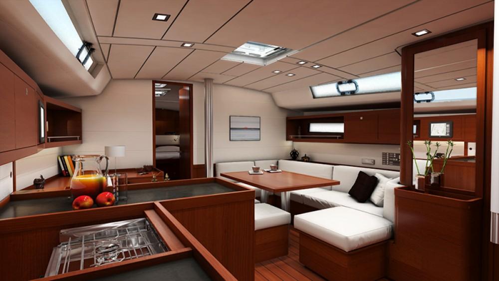 Rental yacht  - Bénéteau Oceanis 45 - 4 cab. on SamBoat