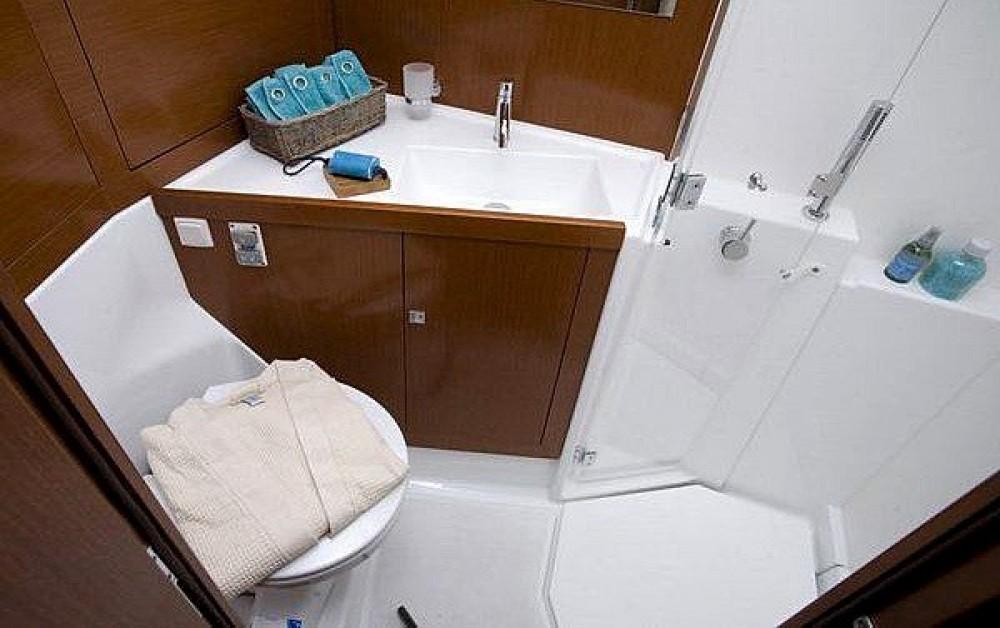Boat rental  cheap Oceanis 45 - 4 cab.