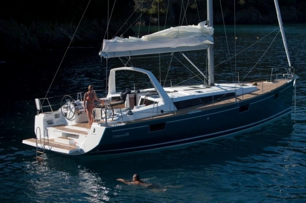 Rental yacht Follonica - Bénéteau Oceanis 48 on SamBoat