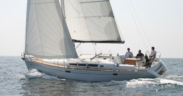 Boat rental Scarlino cheap Sun Odyssey 45