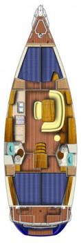 Rental Sailboat in Scarlino - Jeanneau Sun Odyssey 45