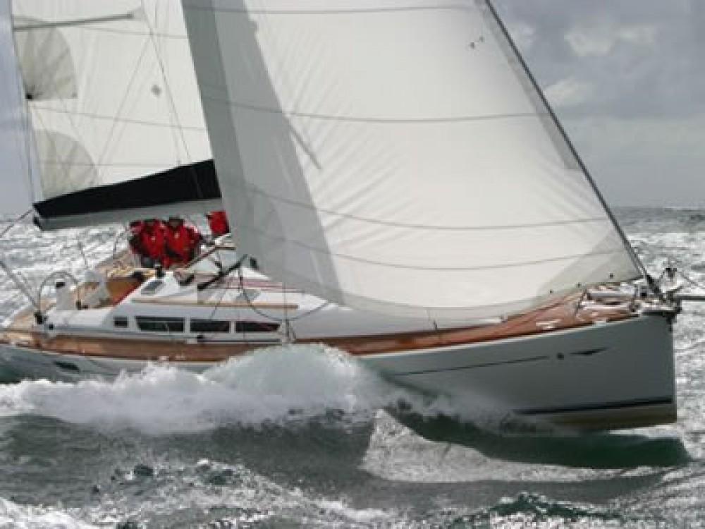 Boat rental Jeanneau Sun Odyssey 49i in Campania on Samboat