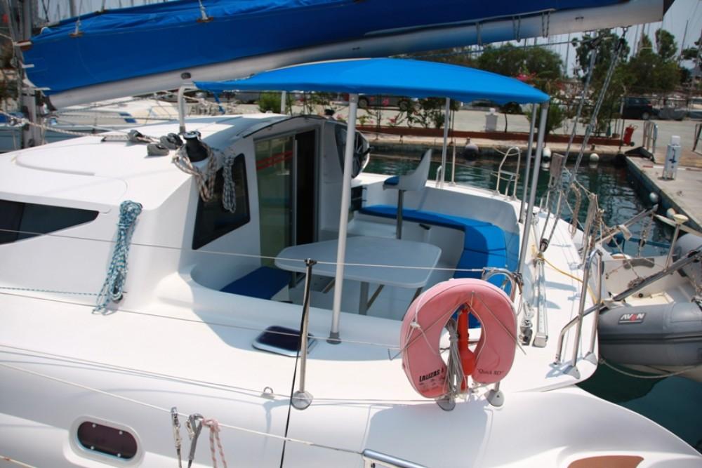 Rental yacht Marmaris - Fountaine Pajot Athena 38 on SamBoat