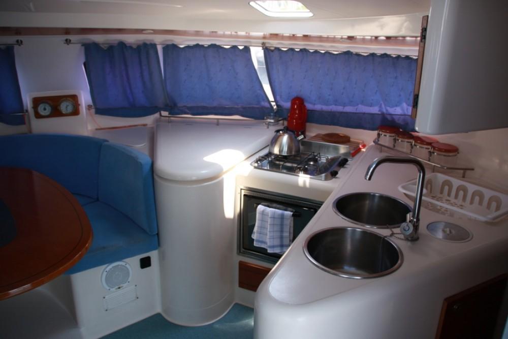 Rental Catamaran in Marmaris - Fountaine Pajot Athena 38