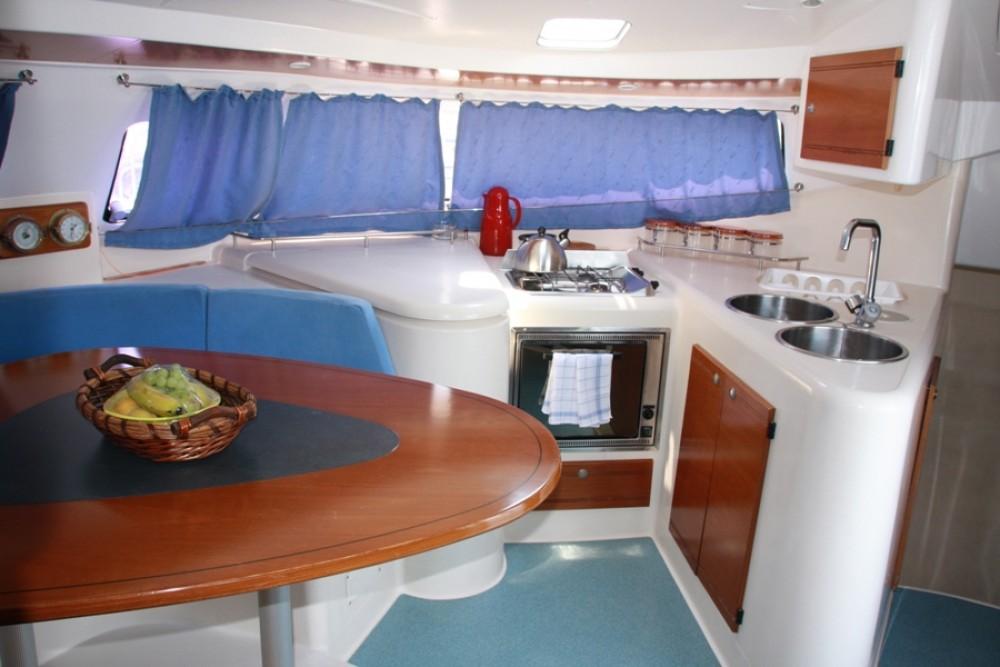 Boat rental Fountaine Pajot Athena 38 in Marmaris on Samboat