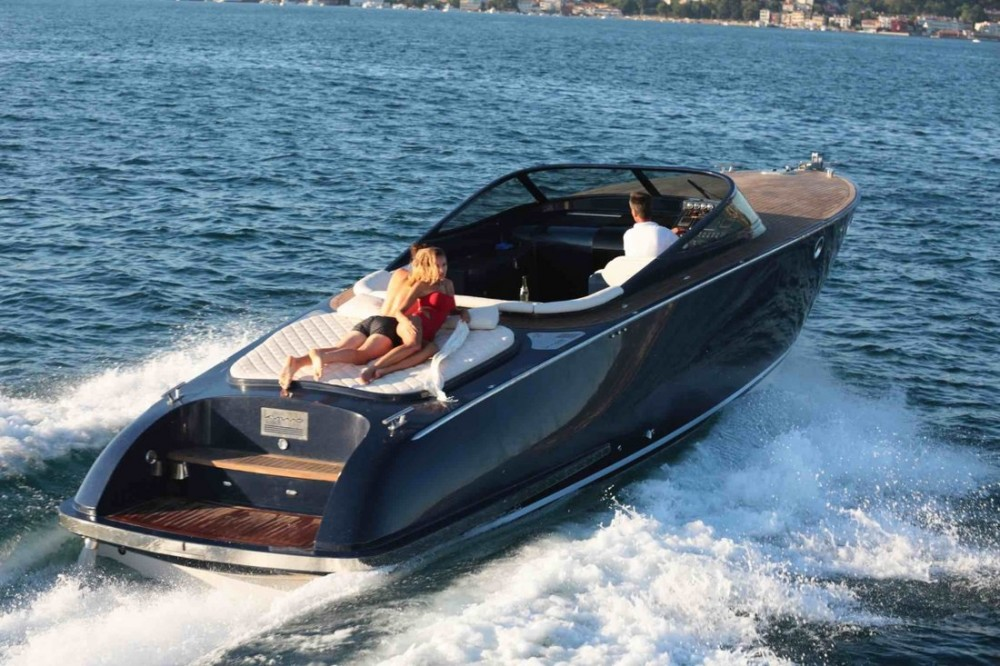 Rental Motor boat Sole Yacht with a permit