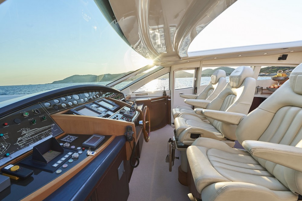 Boat rental Dalla pieta yachts Oceans 5 in Port Pierre Canto on Samboat