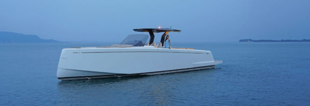 Boat rental Grand Soleil Pardo 43 in Port Pierre Canto on Samboat
