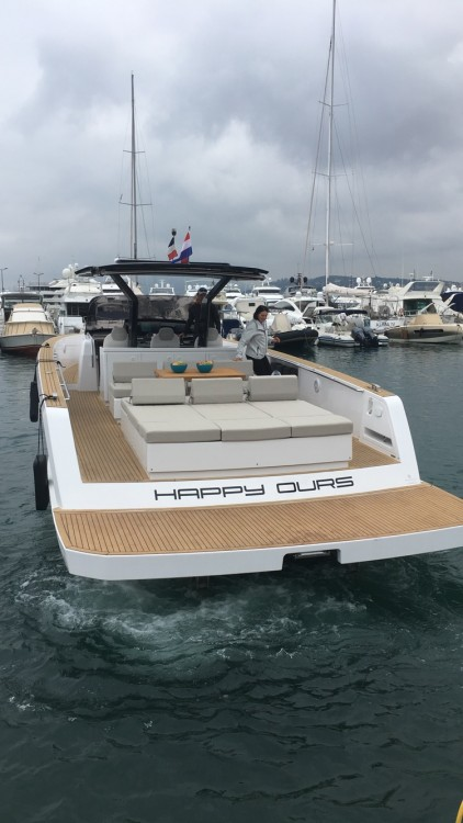 Grand Soleil Pardo 43 between personal and professional Port Pierre Canto